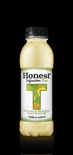 Honest citron & miel