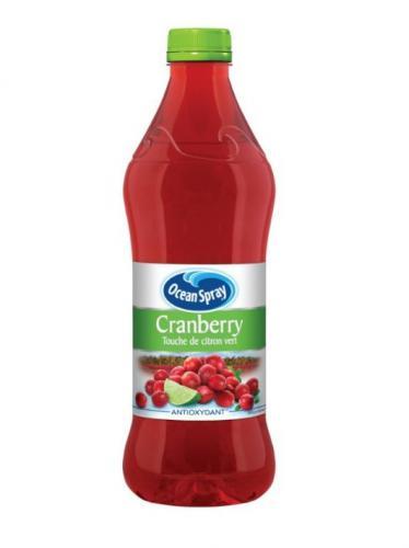 Cranberry Touche de Citron Vert