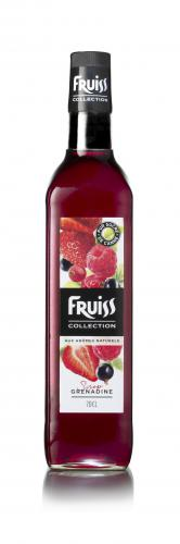 Sirop grenadine Fruiss Collection