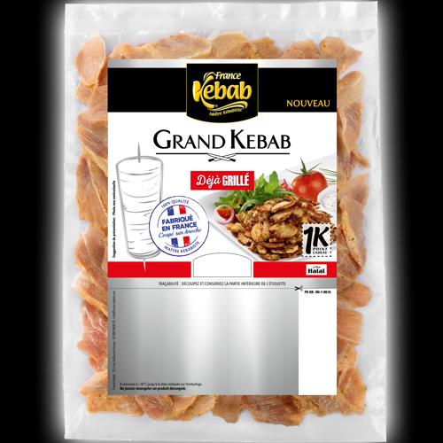 La gamme Grand Kebab