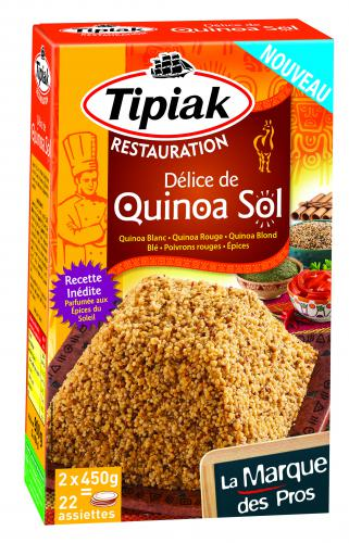 Délice de Quinoa Sol