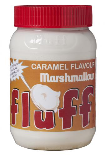 Fluff Caramel
