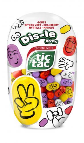 Tic Tac émotions