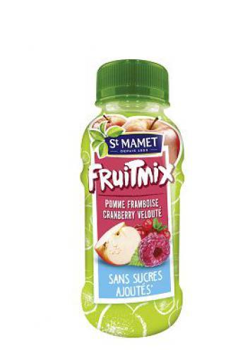 Fruitmix Pommes Framboise, Caramel