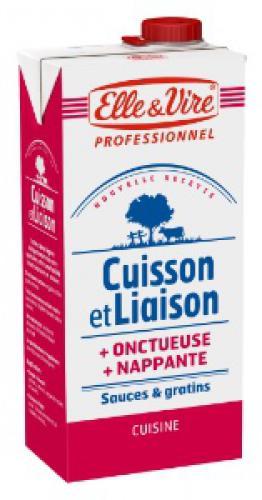 Crème Cuisson et Liaison