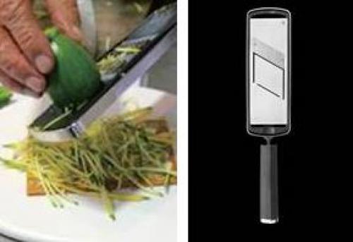 Accessoires Micro Slicer et lames juliennes