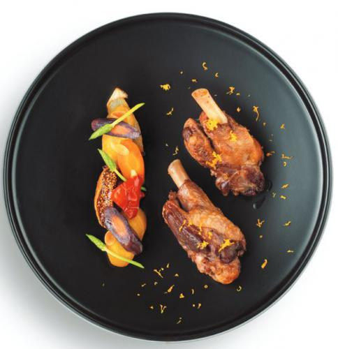 Manchon de canard confit pasteurisé