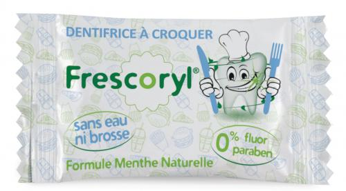 Frescoryl, dentifrice du snacking