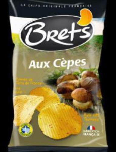 Bret's aux cèpes