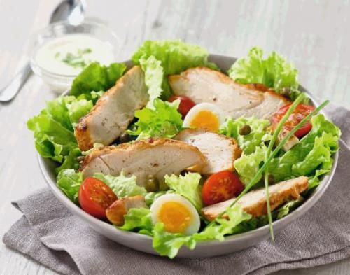 Emincés de poulet La Nouvelle Agriculture