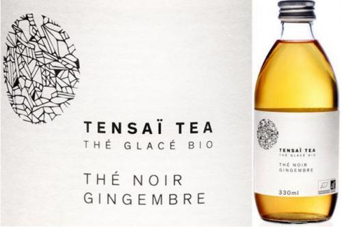 Tensaï Tea Thé Noir Gingembre