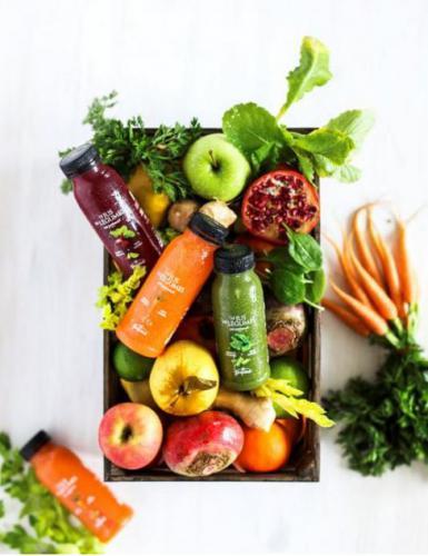 Jus de légumes Gaspard - Betterave/Citron Vert