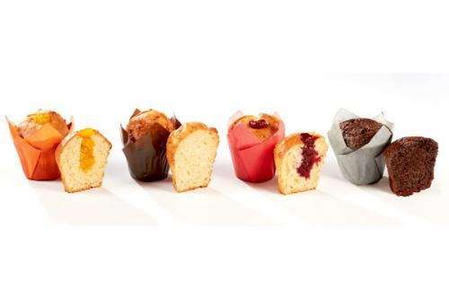 Muffins sans gluten