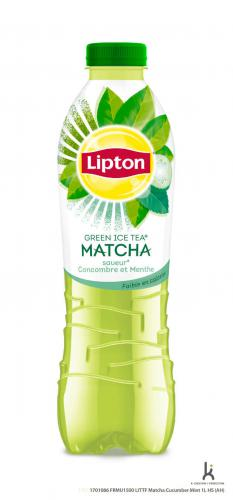 Green Ice Tea Matcha
