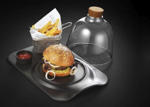 L'Assiette burger chic