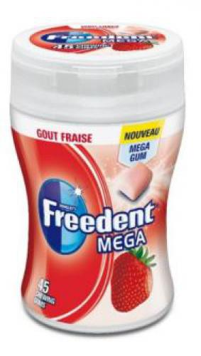 Freedent MEGA Fraise