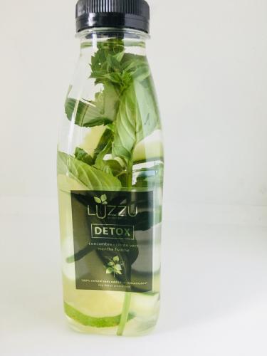 Luzzu Detox Water