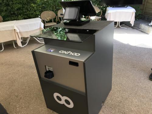 Automate de paiement CM7000