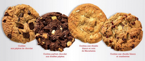 Assortiment de Cookies