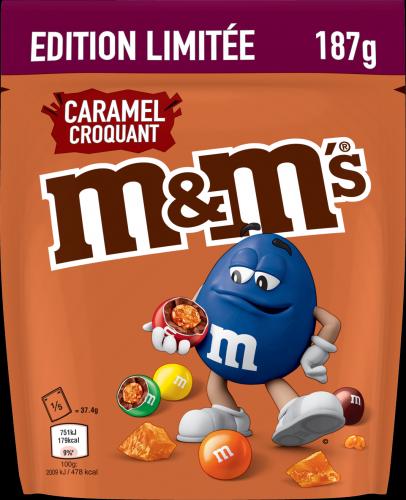 M&M'S Caramel Croquant