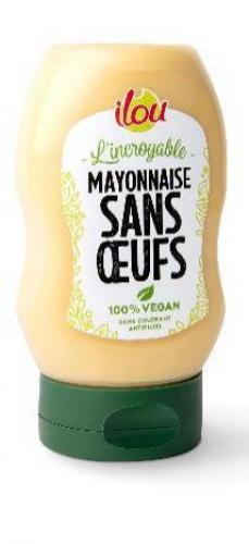 L'incroyable mayonnaise sans oeufs - 100 % Vegan