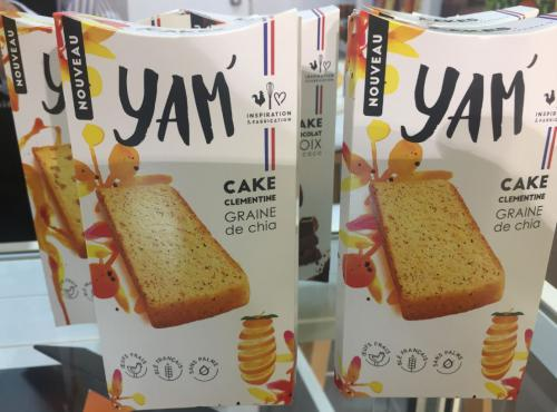 Yam' Clémentine Graines de Chia