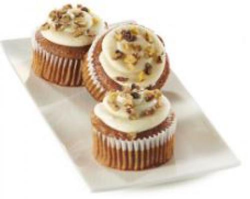 Muffin Carrot Cake