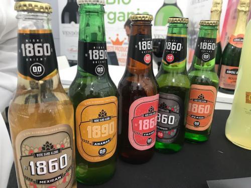 1860, boisson maltée arômatisée