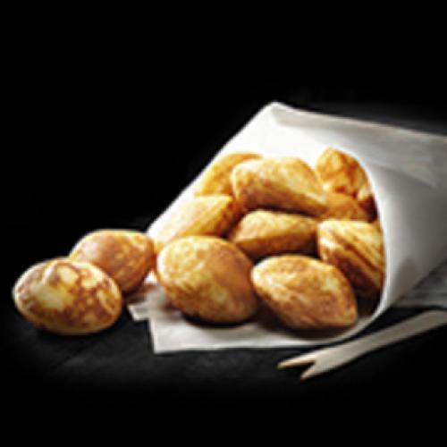 Les mini pancakes
