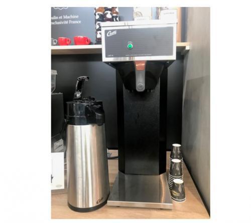 Curtis filtration café