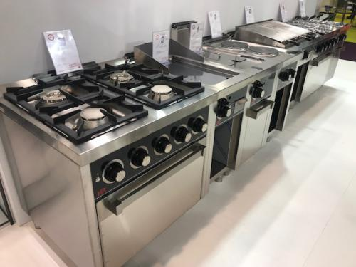 Cuisson horizontale gamme 900 HR