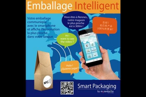 Emballage intelligent