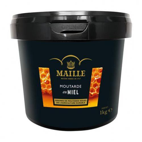 La Moutarde au Miel de Maille