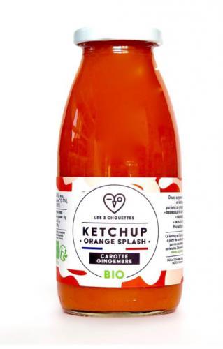 Les Ketchups Bio