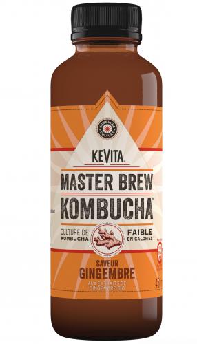 Le Master Brew Kombucha Kevita