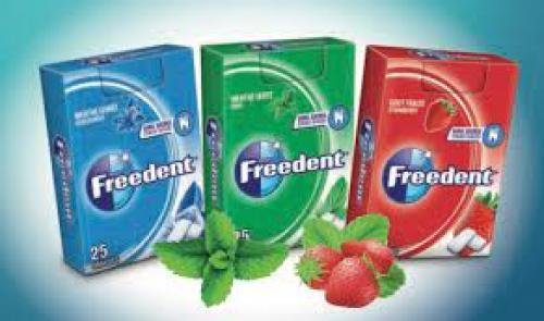 Freedent®, nouveau format