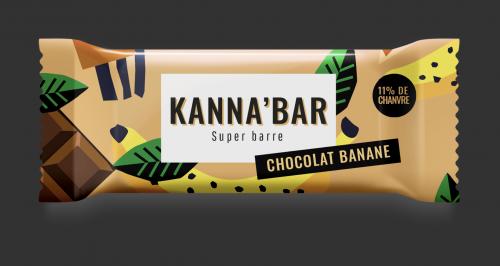 Kanna'Bar Chocolat Banane