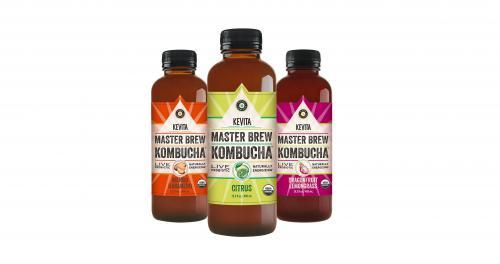 Master Brew Kombucha Kevita