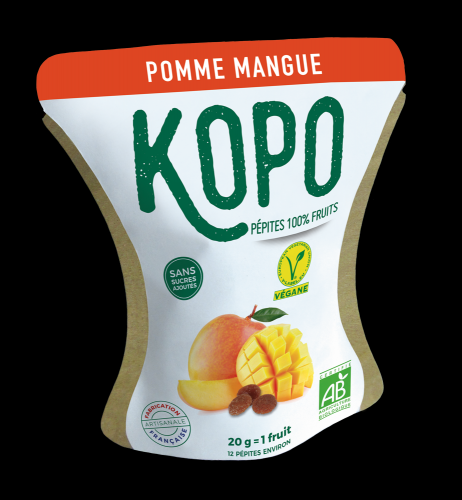 Pépites de fruits Kopo
