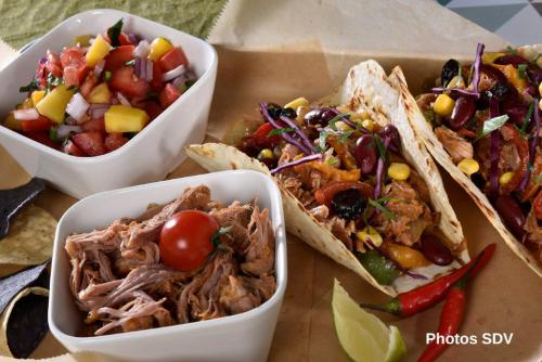 Slow Cooked Pork Mex