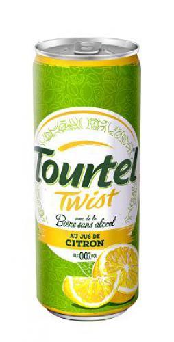 Tourtel Twist Citron et Framboise