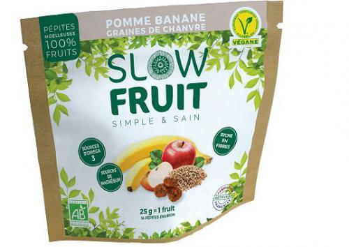 SlowFruit avec graines
