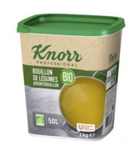 Les Bouillons Knorr® Bio