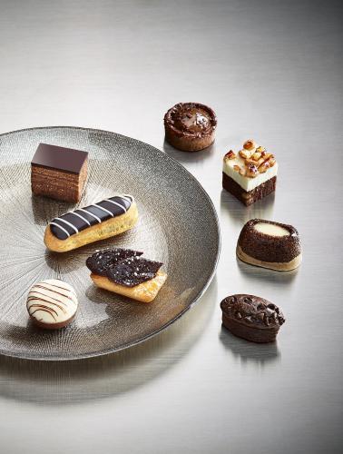 Elégance et chocolat