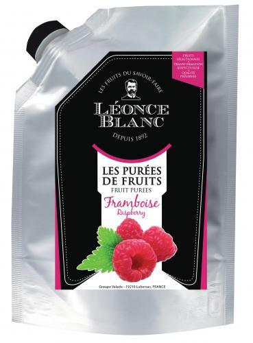 Purée de framboise ambiant Léonce Blanc