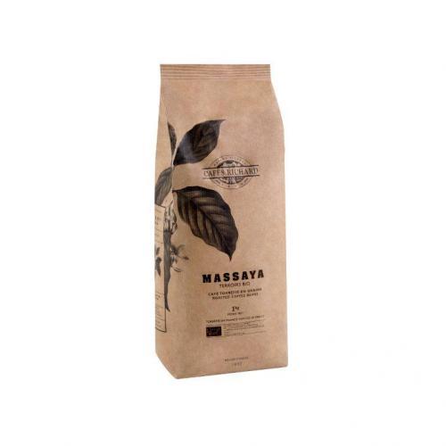 Café Massaya bio