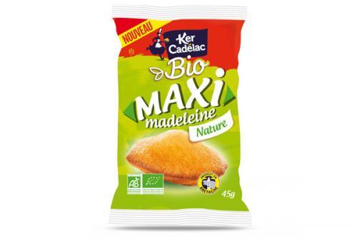 Maxi Madeleine Bio