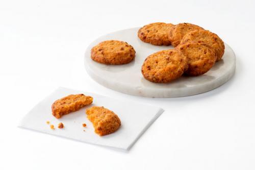 Mini Cookies salés chorizo