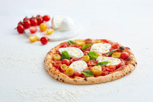 Pizzas garnies surgelées Napoli