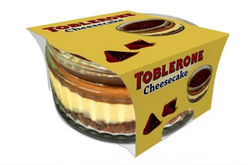 Cheese Cakes Oréo, Toblerone et Daim